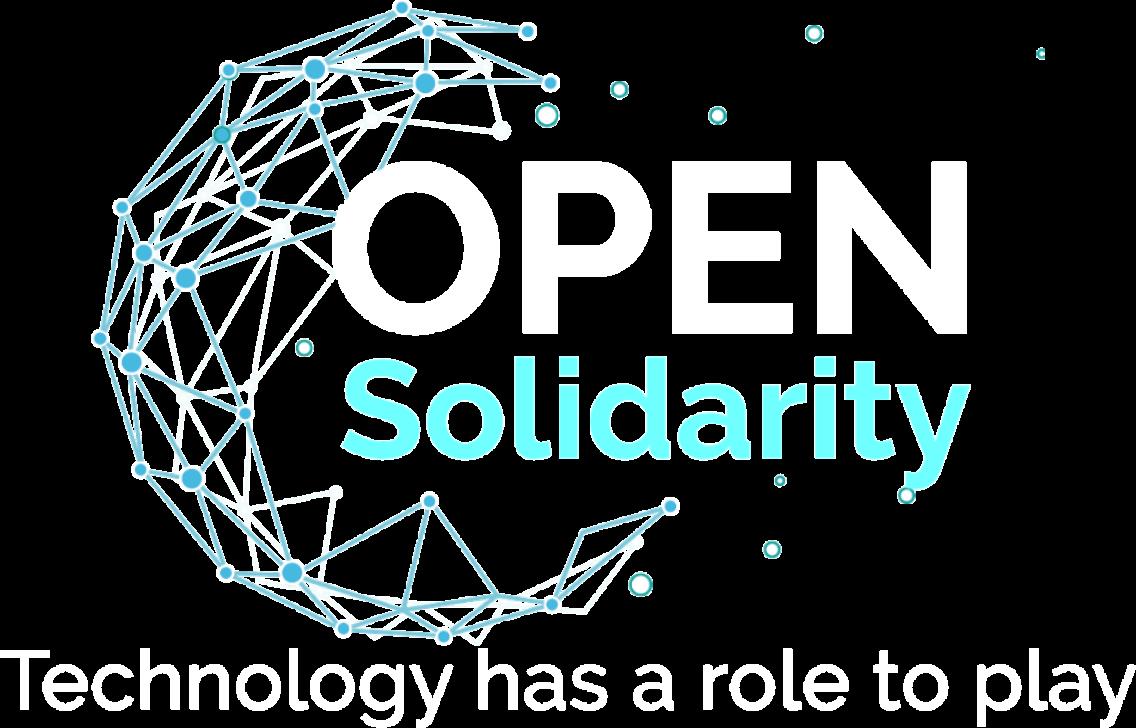 Rejoignez #Open_solidarity !